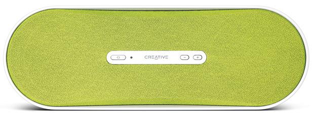 Głośniczki do smartfona, audio, smartfon, Creative D100