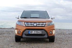 Suzuki Vitara | Pierwsza jazda | Powrót do korzeni?