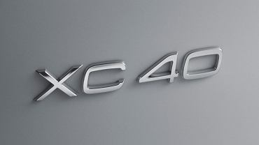 Volvo XC40 (teaser)