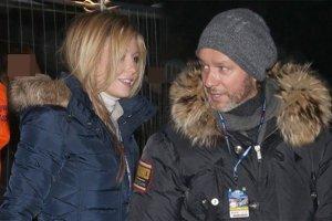 Ma�gorzata Rozenek i Radek Majdan