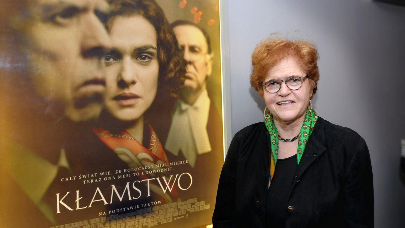 Prof. Deborah Lipstadt