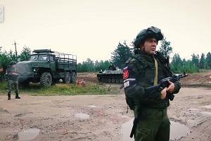 Rozpoczęły się manewry rosyjsko-białoruskie Zapad-17. NATO uważnie im się przygląda