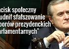 Piotr Gliński o wyborach