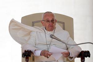 Papież Franciszek oskarżony o herezje. Pierwszy taki przypadek od 1333 roku