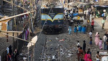 Slumsy Dharavi, Indie