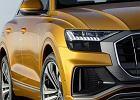 Audi Q8 - stworzone, by imponować