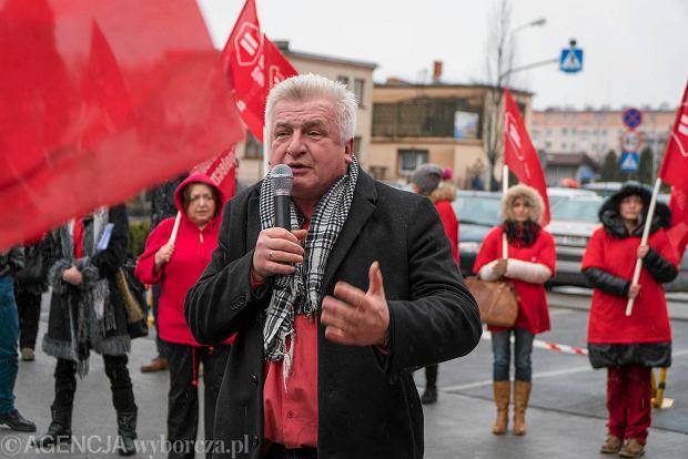 Amica Wronki pozywa Piotra Ikonowicza. Mówił, że producent kuchenek ma krew na rękach