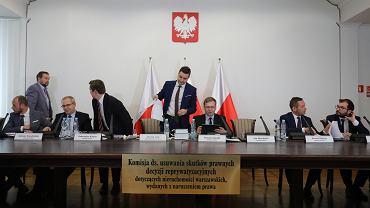 Komisja weryfikacyjna ds. reprywatyzacji