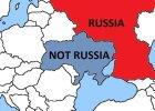 """""""Geografia bywa trudna"""". Ambasada USA w Polsce kpi z tłumaczeń Putina, publikując """"przewodnik dla rosyjskich żołnierzy"""""""