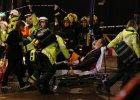 """""""Na widowni wybuch�a panika, ludzie zacz�li krzycze�"""". W teatrze w Londynie zarwa� si� sufit, kilkadziesi�t os�b jest rannych"""
