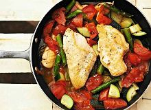 Kurczak z warzywami - ugotuj