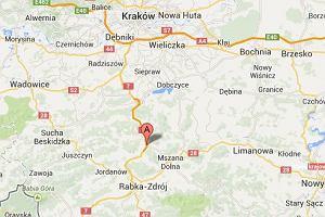 Trzy ofiary �miertelne na zakopiance. Rosyjska ci�ar�wka zderzy�a si� z osob�wk�