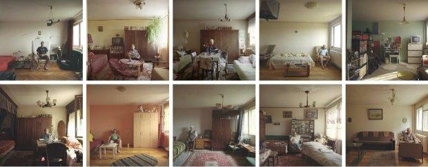 Zdjęcie rumuńskich mieszkań