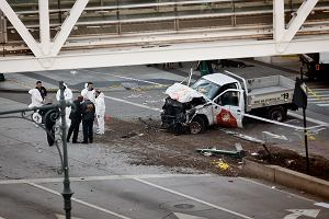 USA: Atak terrorystyczny w Nowym Jorku. Co najmniej osiem osób nie żyje, policja postrzeliła sprawcę