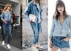 All in jeans - czyli jeansowe stylizacje od stóp do głów