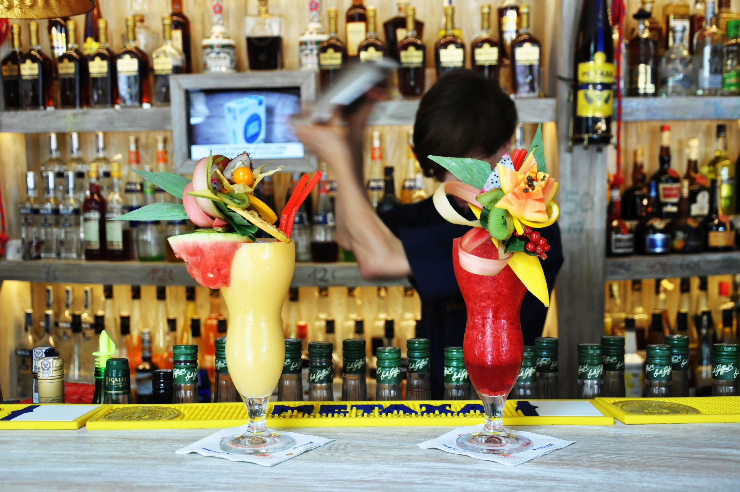 Coctail Bar Max (fot. Coctail Bar Max & Dom Whisky)