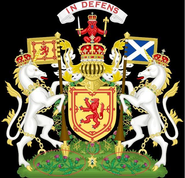 Herb Szkocji