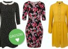 Sukienki z F&F na jesie� - r�norodno�� wzor�w, bogactwo fason�w i atrakcyjne ceny
