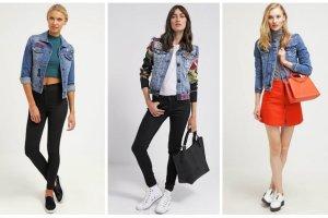 Damskie kurtki jeansowe na wiosnę - świetny dodatek do każdej stylizacji