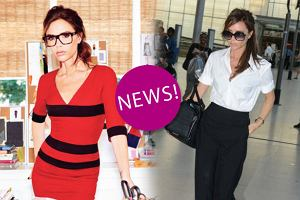 Kolekcja okular�w Victorii Beckham - ciekawa?