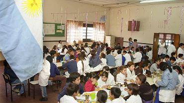Szkoła w San Francisco Solano (Argentyna)