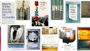 15 najlepszych książek 2017 roku.