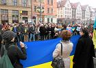 <strong>Wroc�aw</strong> pomaga Ukrainie: akcje, marsze, zbi�rka lekarstw