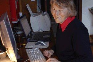 Zmar�a prof. Zofia Kielan-Jaworowska, wybitna paleontolo�ka. Niewielu polskich uczonych osi�gn�o tyle, co ona