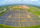 Pierwsze na świecie lotnisko przeszło na zasilanie energią słoneczną