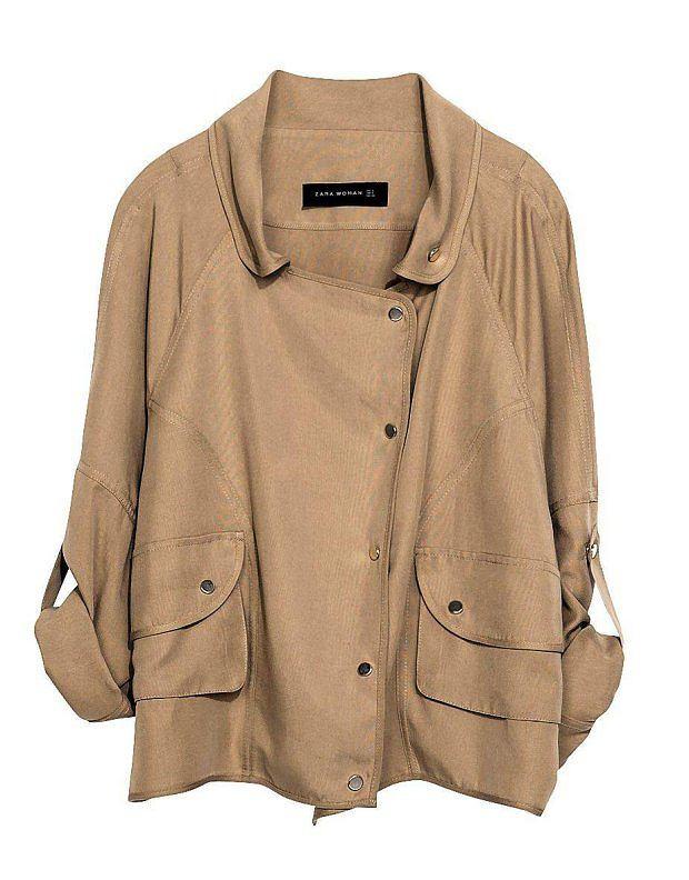 Damskie kurtki na jesie 40 propozycji z nowych kolekcji zdj cie nr 5 House kurtki damskie