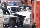 """Wybuch bomby w Berlinie. """"Der Spiegel"""": ofiara to handlarz narkotyków"""