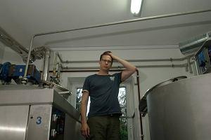 Stworzył browar we własnym domu. Nam tłumaczy, co jest najważniejsze w piwie