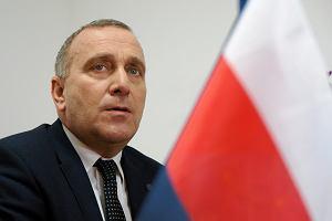 """Schetyna o projekcie ustawy antyterrorystycznej PiS: """"Putin te� tak� wprowadzi�"""""""