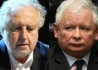 Prezes TK Andrzej Rzepliński i prezes PiS Jarosław Kaczyński