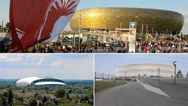 PGE Arena, Stadion Poznań, Stadion Wrcoław