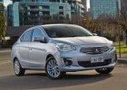 Mitsubishi Attrage   Model globalny