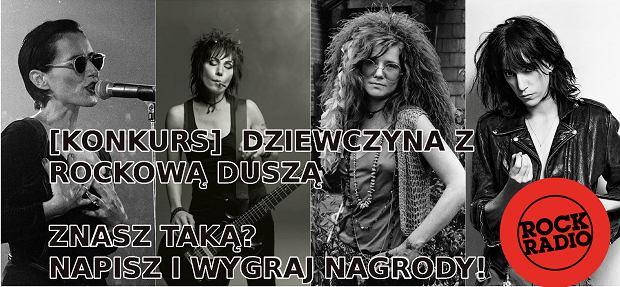 dziewczyna z rockową dusza
