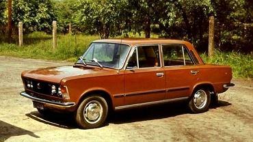 Polski Fiat 125p 1967-82