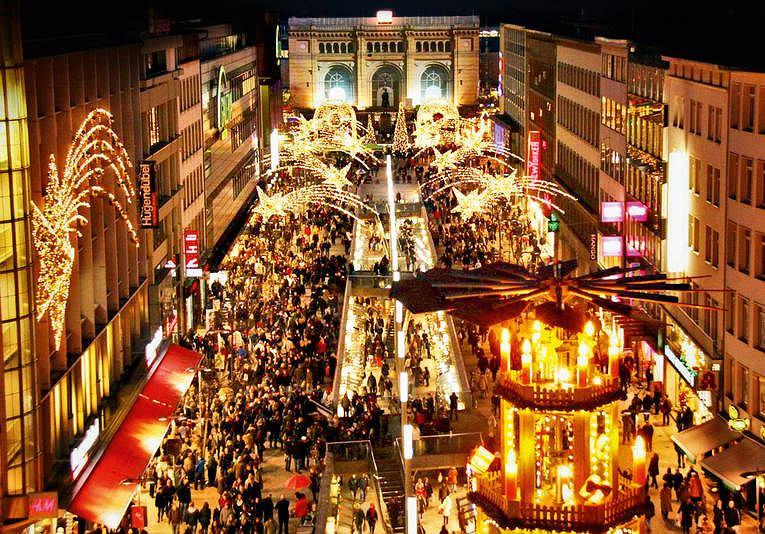 053ab4201e419 Nie tylko Berlin. Gdzie jechać do Niemiec na świąteczne jarmarki?
