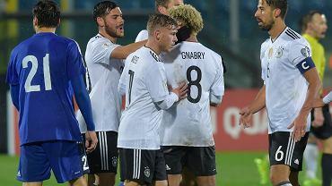 Soccer WCup 2018 San Marino Germany