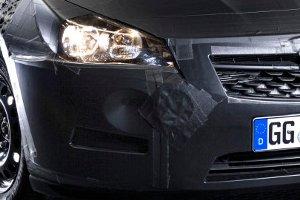 Nadje�d�a nowy Opel Astra | Z Polski