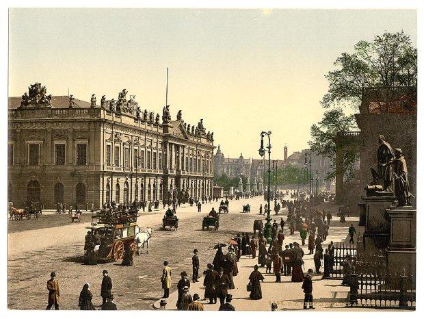 Zdjęcie numer 26 w galerii - Niemieckie miasta pod koniec XIX w. A wśród nich Gdańsk, Szczecin i Wrocław [ZDJĘCIA]