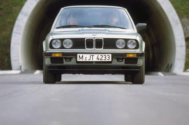 BMW serii 3 ma ju� 40 lat