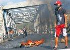 Wenezuelski kocio�. W�adza bije, strzela i torturuje rodak�w [KORESPONDENCJA Z CARACAS]