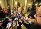 Minister Marek Sawicki por�czy� za zatrzymanych rolnik�w z Pyrzyc