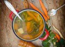 Zupa minestrone - ugotuj