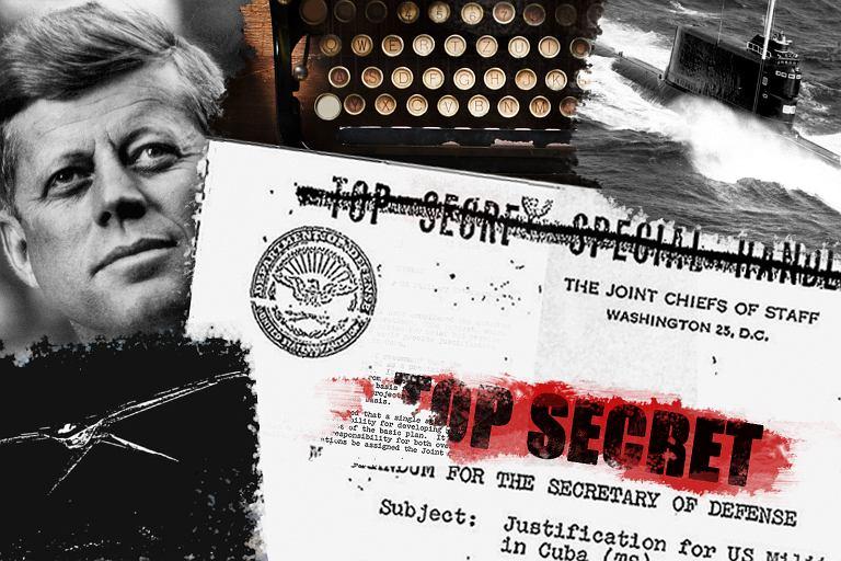 Najbardziej tajemnicze operacje tajnych służb