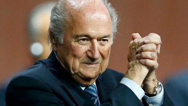 Sepp Blatter znów prezydentem FIFA