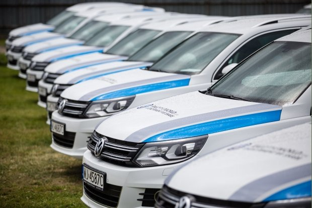 WRC   Volkswagen partnerem Rajdu Polski