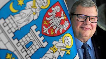 Andrzej Białas pełnił funkcję dyrektora Gabinetu Prezydenta Poznania od 2015 roku